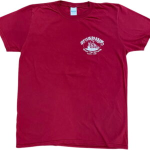 Front of tshirt