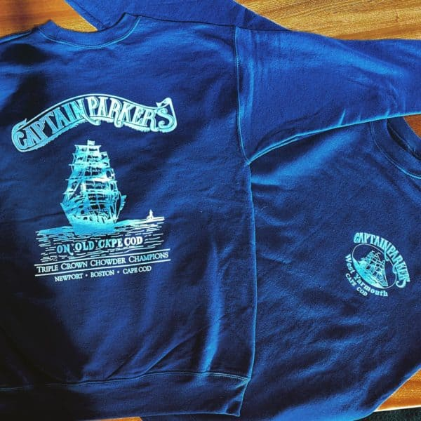 Captain Parker's Crewneck